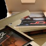 Schallplatten Versandkartons