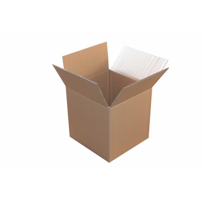 Zweiwellige Kartons